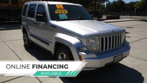 2008 Jeep Liberty for sale at Super Cars Sales Inc #1 in Oakdale CA