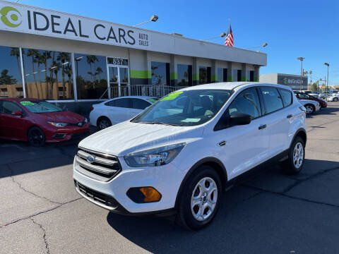 2018 Ford Escape for sale at Ideal Cars Atlas in Mesa AZ