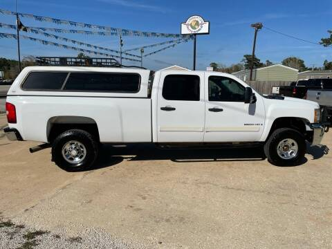 2007 Chevrolet Silverado 2500HD for sale at Lumberton Auto World LLC in Lumberton TX