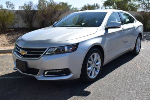 2019 Chevrolet Impala for sale at AMERICAN LEASING & SALES in Tempe AZ
