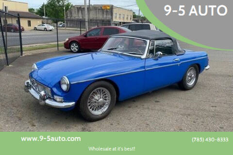 1964 Triumph MGB for sale at 9-5 AUTO in Topeka KS