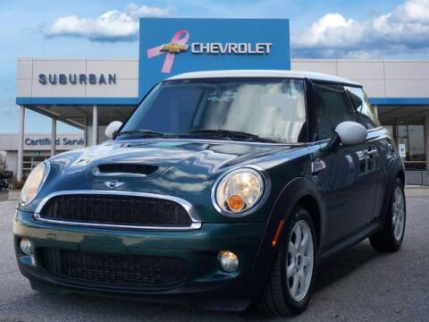 2007 MINI Cooper for sale at Suburban Chevrolet of Ann Arbor in Ann Arbor MI