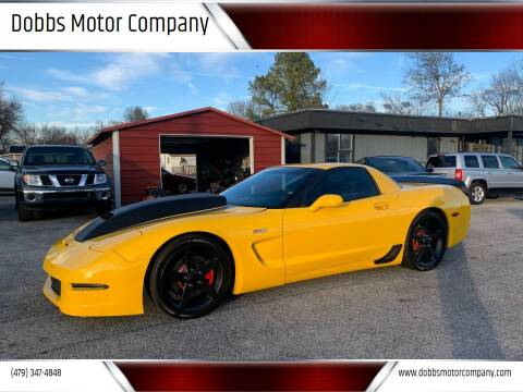 2003 Chevrolet Corvette for sale at Dobbs Motor Company in Springdale AR