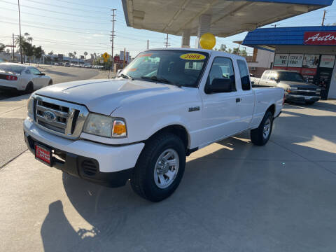 2008 Ford Ranger for sale at Top Quality Auto Sales in Redlands CA