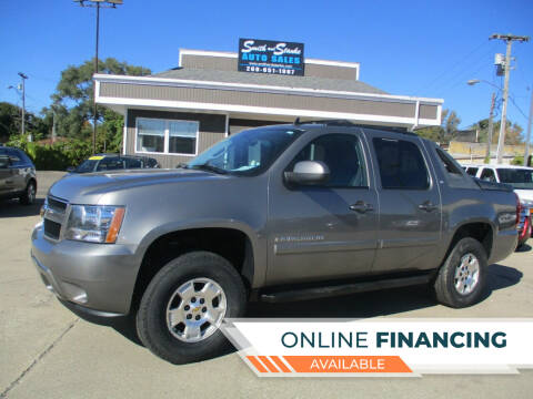 2008 Chevrolet Avalanche for sale at Smith and Stanke Auto Sales in Sturgis MI