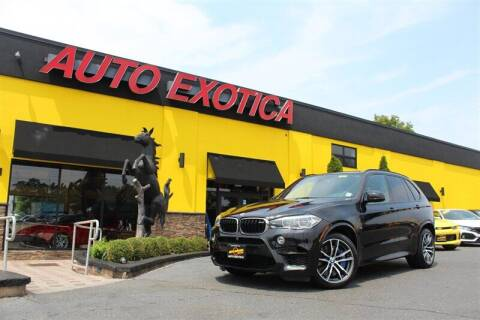 2017 BMW X5 M for sale at Auto Exotica in Red Bank NJ
