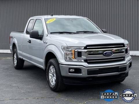 2019 Ford F-150 for sale at Bankruptcy Auto Loans Now - powered by Semaj in Brighton MI