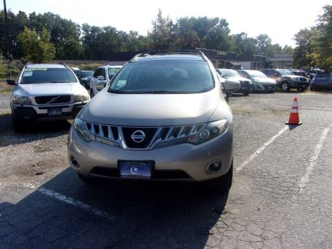 2009 Nissan Murano for sale at Balic Autos Inc in Lanham MD