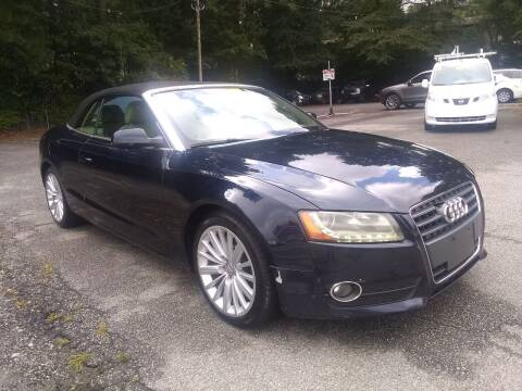 2011 Audi A5 for sale at Import Plus Auto Sales in Norcross GA