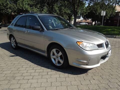 2007 Subaru Impreza for sale at Family Truck and Auto.com in Oakdale CA