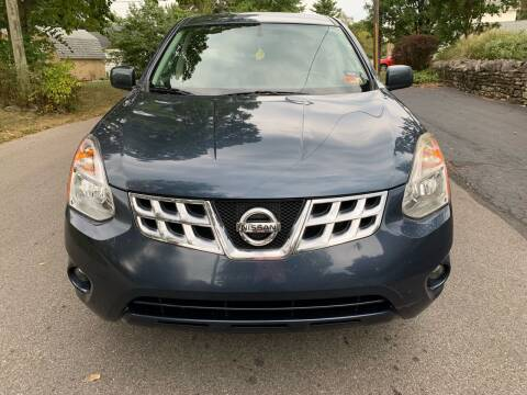 2013 Nissan Rogue for sale at Via Roma Auto Sales in Columbus OH