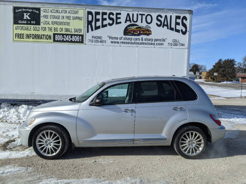 2008 Chrysler PT Cruiser for sale at Reese Auto Sales in Pocahontas IA