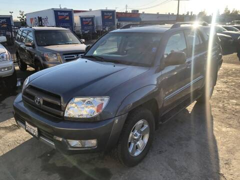 2004 Toyota 4Runner for sale at 101 Auto Sales in Sacramento CA