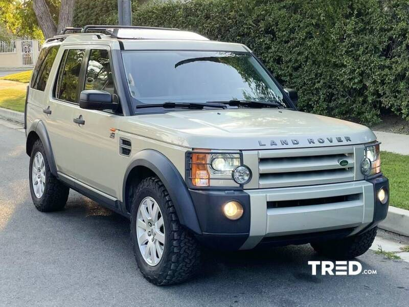 2006 Land Rover LR3 for sale in Los Angeles, CA