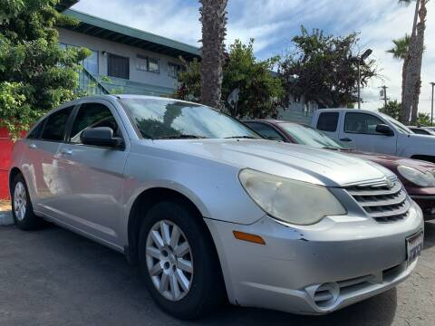 2008 Chrysler Sebring for sale at CARCO SALES & FINANCE #3 in Chula Vista CA