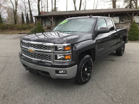 2015 Chevrolet Silverado 1500 for sale at Highland Auto Sales in Boone NC