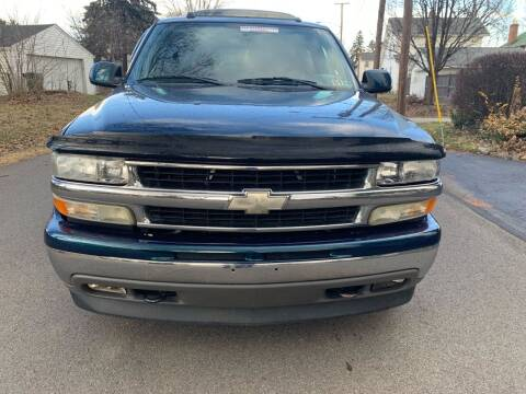 2005 Chevrolet Tahoe for sale at Via Roma Auto Sales in Columbus OH