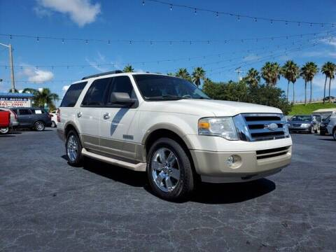 2008 Ford Expedition for sale at Select Autos Inc in Fort Pierce FL