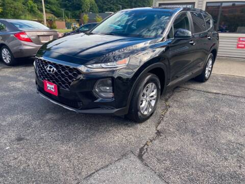 2019 Hyundai Santa Fe for sale at Variety Auto Sales in Worcester MA