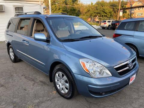 2008 Hyundai Entourage for sale at B & M Auto Sales INC in Elizabeth NJ