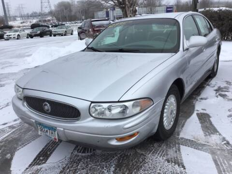 2000 Buick LeSabre for sale at Sparkle Auto Sales in Maplewood MN