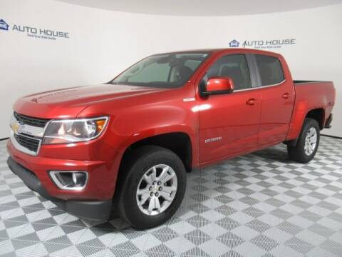 2016 Chevrolet Colorado for sale at Curry's Cars Powered by Autohouse - Auto House Tempe in Tempe AZ