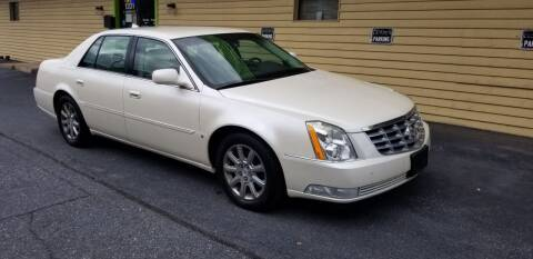 2009 Cadillac DTS for sale at Cars Trend LLC in Harrisburg PA