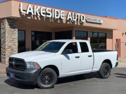2015 RAM Ram Pickup 1500 for sale at Lakeside Auto Brokers Inc. in Colorado Springs CO