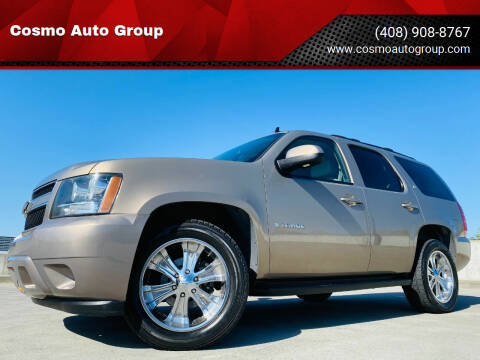 2007 Chevrolet Tahoe for sale at Cosmo Auto Group in San Jose CA