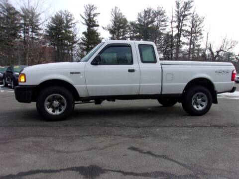2005 Ford Ranger for sale at Mark's Discount Truck & Auto Sales in Londonderry NH