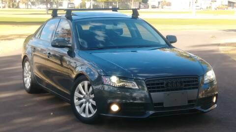 2011 Audi A4 for sale at CAR MIX MOTOR CO. in Phoenix AZ