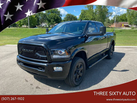 2018 RAM Ram Pickup 2500 for sale at Three Sixty Auto in Elysian MN