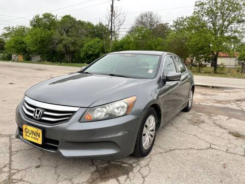 2012 Honda Accord for sale at Race Auto Sales in San Antonio TX