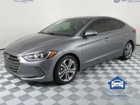2017 Hyundai Elantra for sale at Autos by Jeff Tempe in Tempe AZ