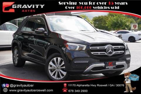 2020 Mercedes-Benz GLE for sale at Gravity Autos Roswell in Roswell GA