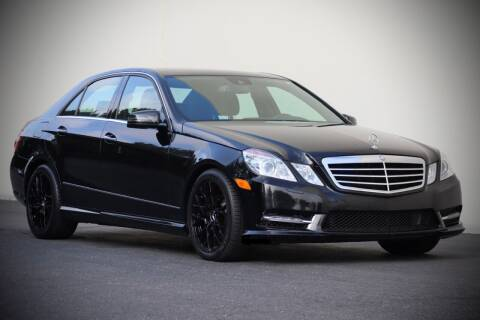2013 Mercedes-Benz E-Class for sale at MS Motors in Portland OR