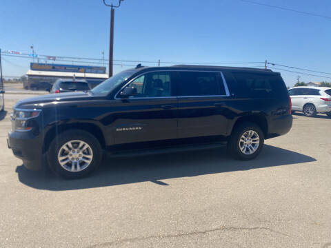 2016 Chevrolet Suburban for sale at First Choice Auto Sales in Bakersfield CA