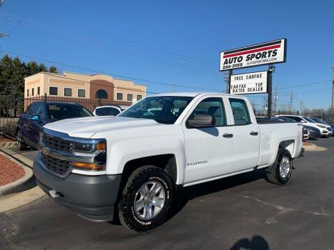 2016 Chevrolet Silverado 1500 for sale at Auto Sports in Hickory NC