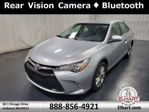 2016 Toyota Camry for sale at Elhart Automotive Campus in Holland MI