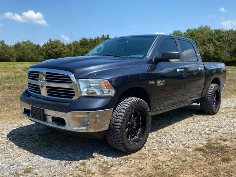 2016 RAM Ram Pickup 1500 for sale at TINKER MOTOR COMPANY in Indianola OK