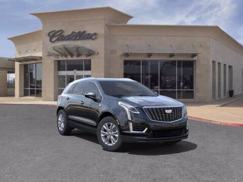 2022 Cadillac XT5 for sale at Jerry's Buick GMC in Weatherford TX