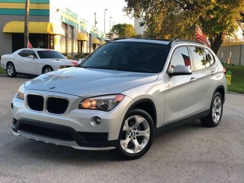 2015 BMW X1 for sale at CAR UZD in Miami FL