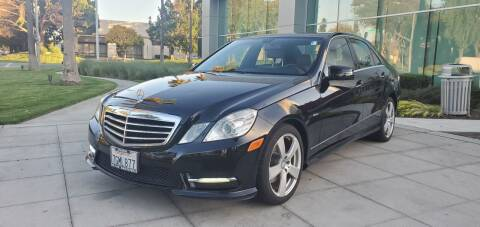 2012 Mercedes-Benz E-Class for sale at Top Motors in San Jose CA
