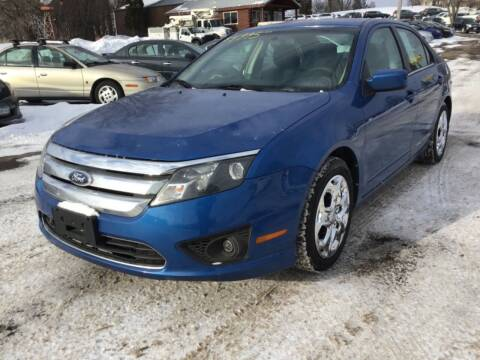 2011 Ford Fusion for sale at Sparkle Auto Sales in Maplewood MN