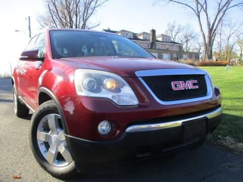 2008 GMC Acadia for sale at A+ Motors LLC in Leesburg VA