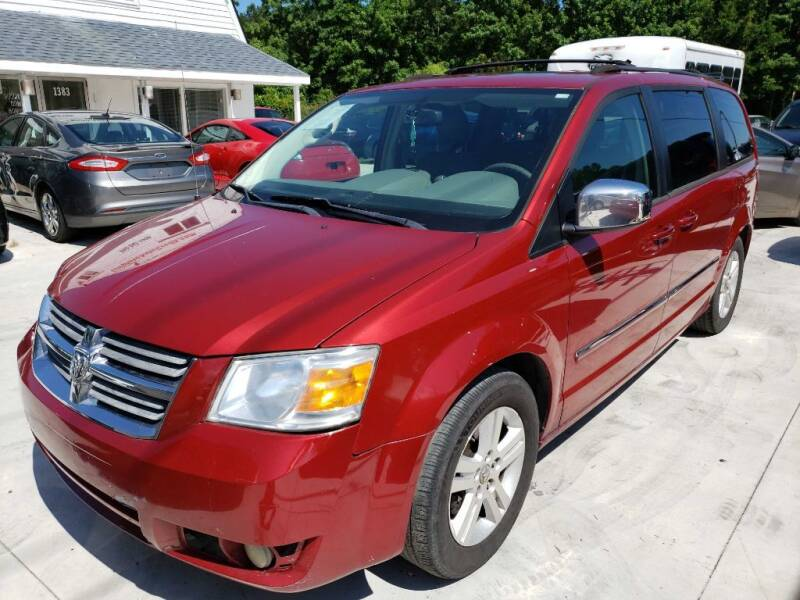 2008 Dodge Grand Caravan for sale at Complete Auto Credit in Moyock NC