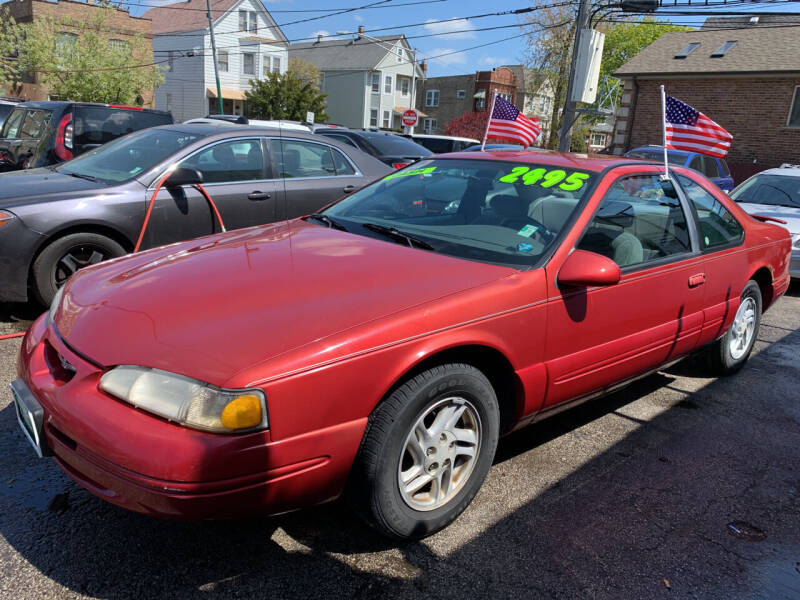 1997 Ford Thunderbird for sale at Barnes Auto Group in Chicago IL