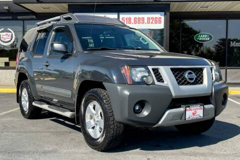 2013 Nissan Xterra for sale at Michaels Auto Plaza in East Greenbush NY