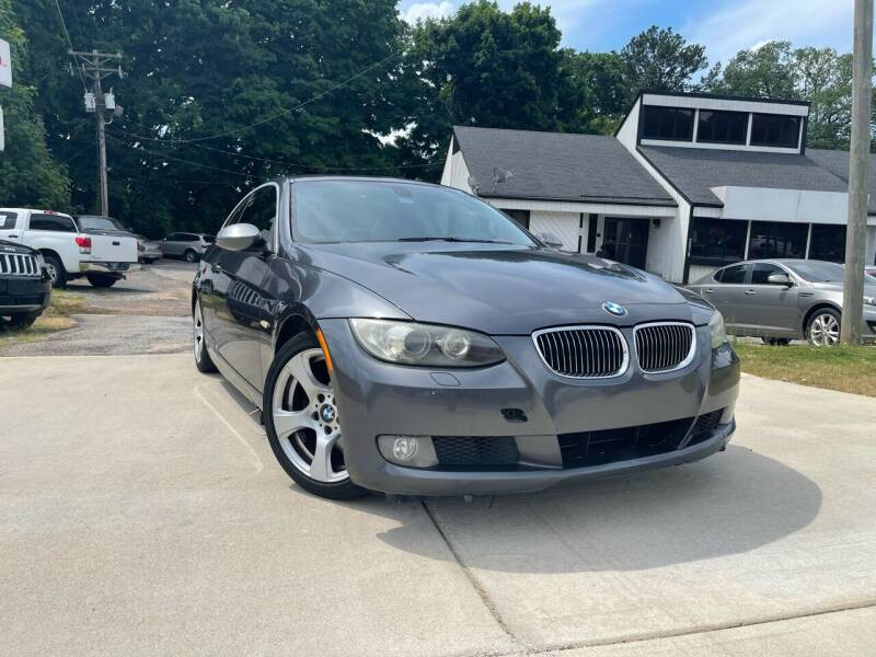 2008 BMW 3 Series for sale at Alpha Car Land LLC in Snellville GA