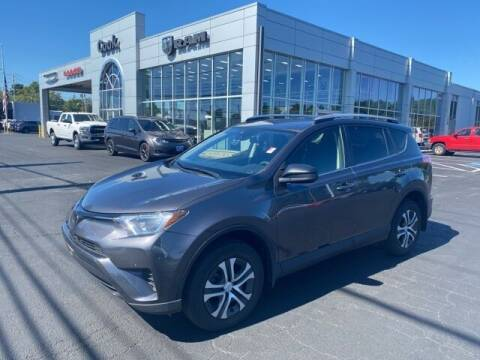 2018 Toyota RAV4 for sale at Ron's Automotive in Manchester MD
